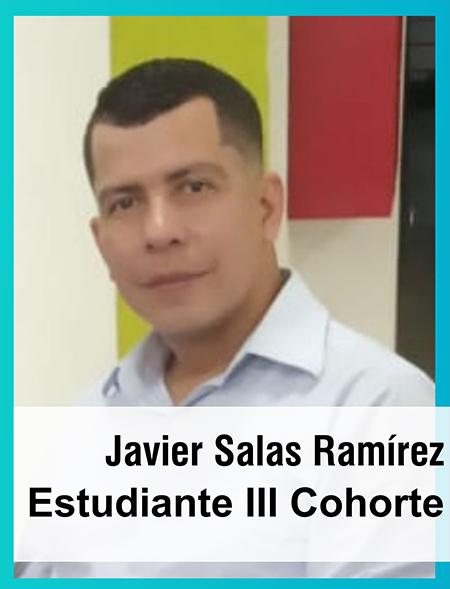 Javier Salas Ramírez