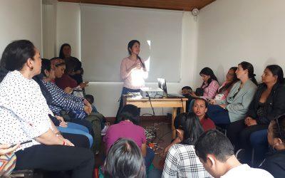 Seminario metodologías- Bogotá