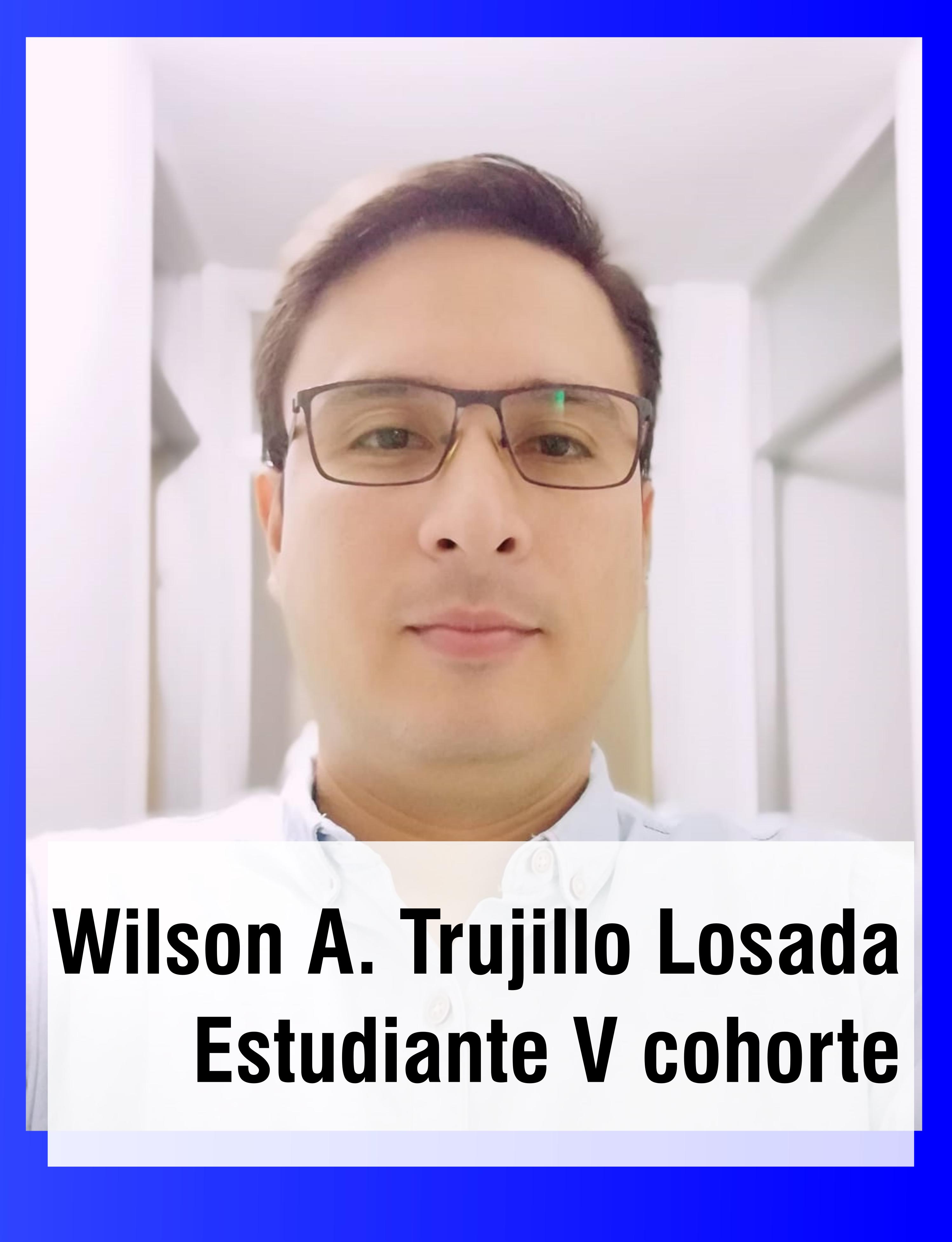 Wilson Andrés Trujillo Losada