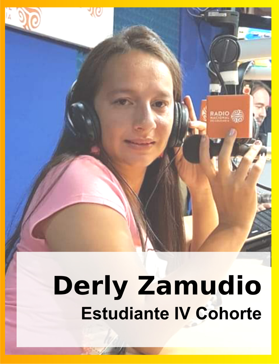Derly Zamudio