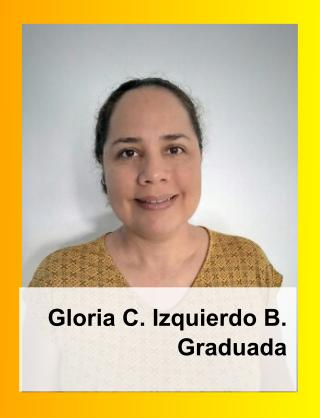Gloria Cecilia Izquierdo Bautista