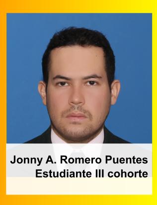 Jonny Andres Romero Puentes