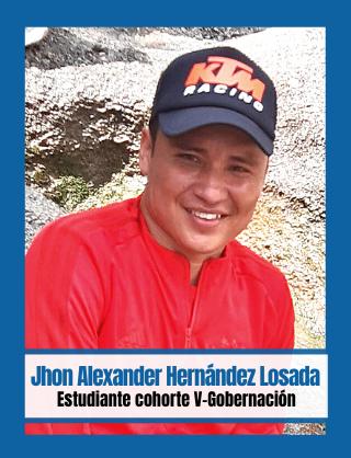 Jhon Alexander Hernández Losada