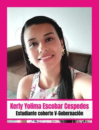 Kerly Yolima Escobar Céspedes